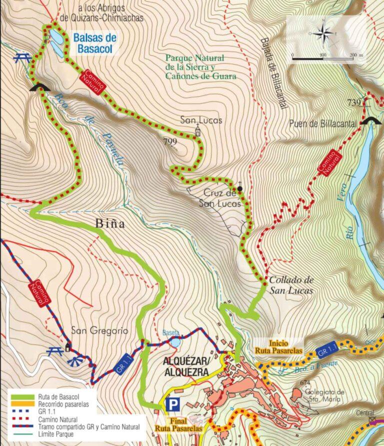 ruta basacol
