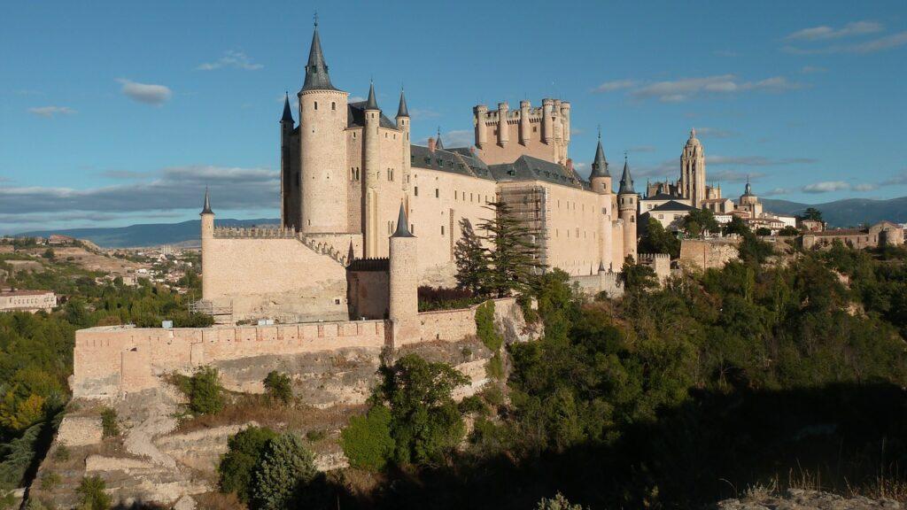 Alcazar de Segovia que ver en Segovia