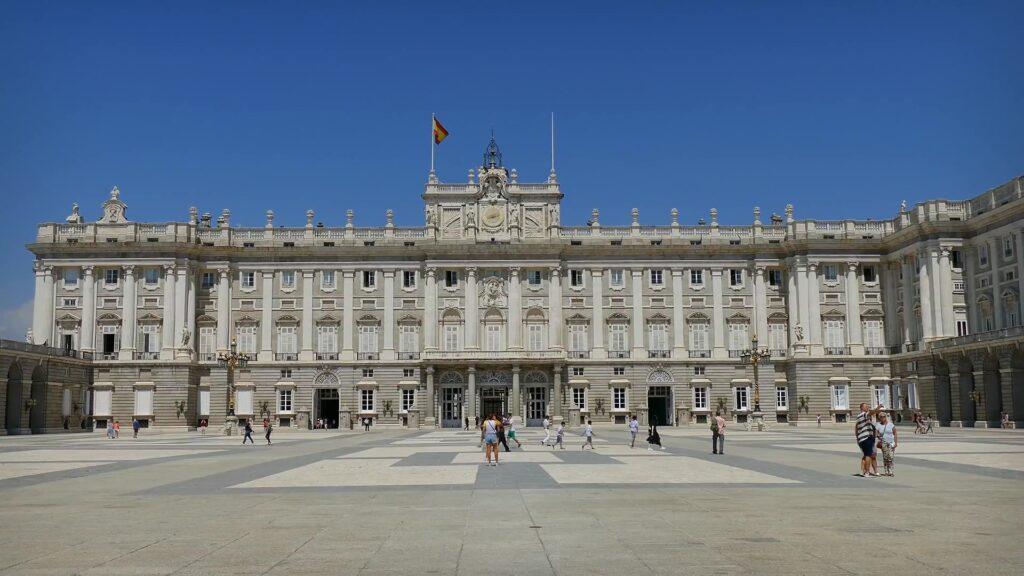 Que visitar en Madrid, Palacio Real