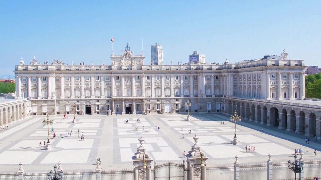 que ver madrid palacio
