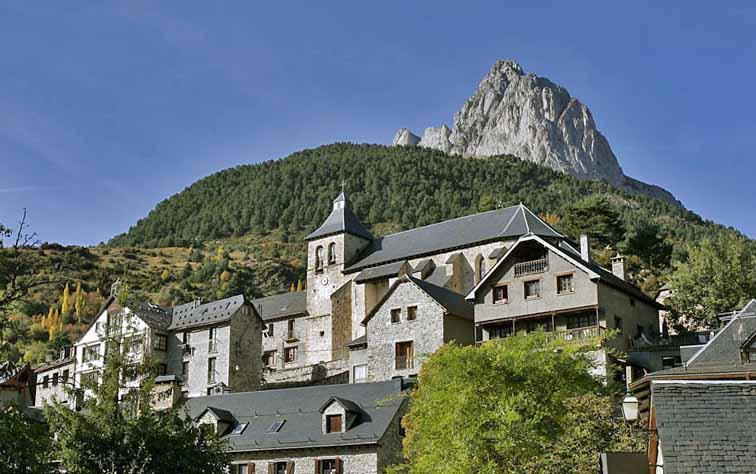Sallent de Gallego Huesca Pirineos