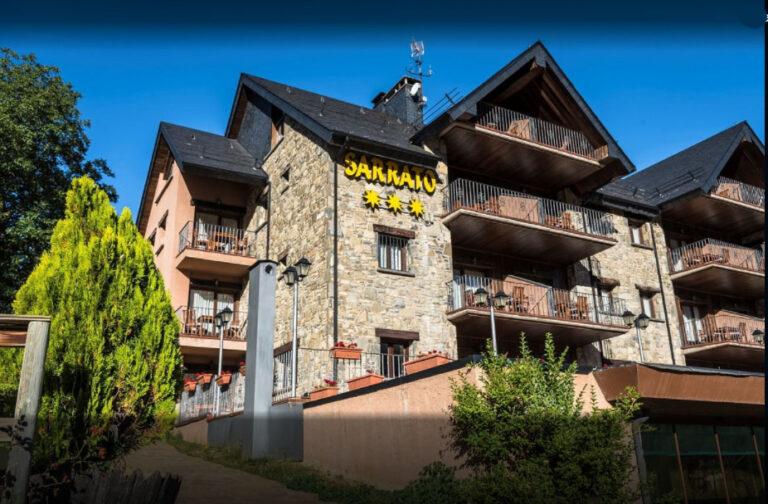 hotel sallent