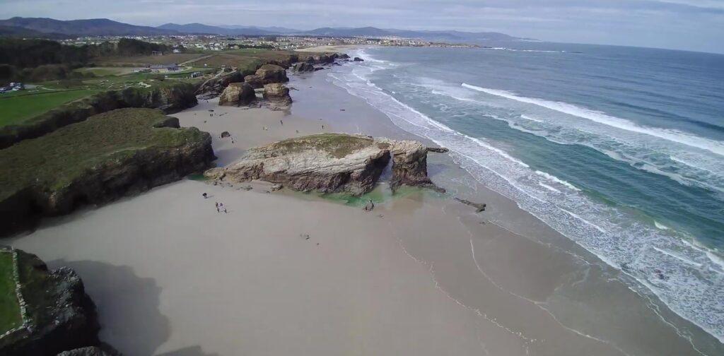 Que ver Playa Catedrales Galicia