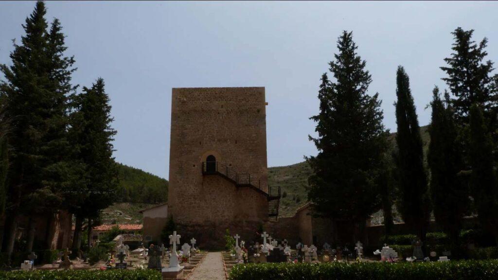 torre blanca albarracin