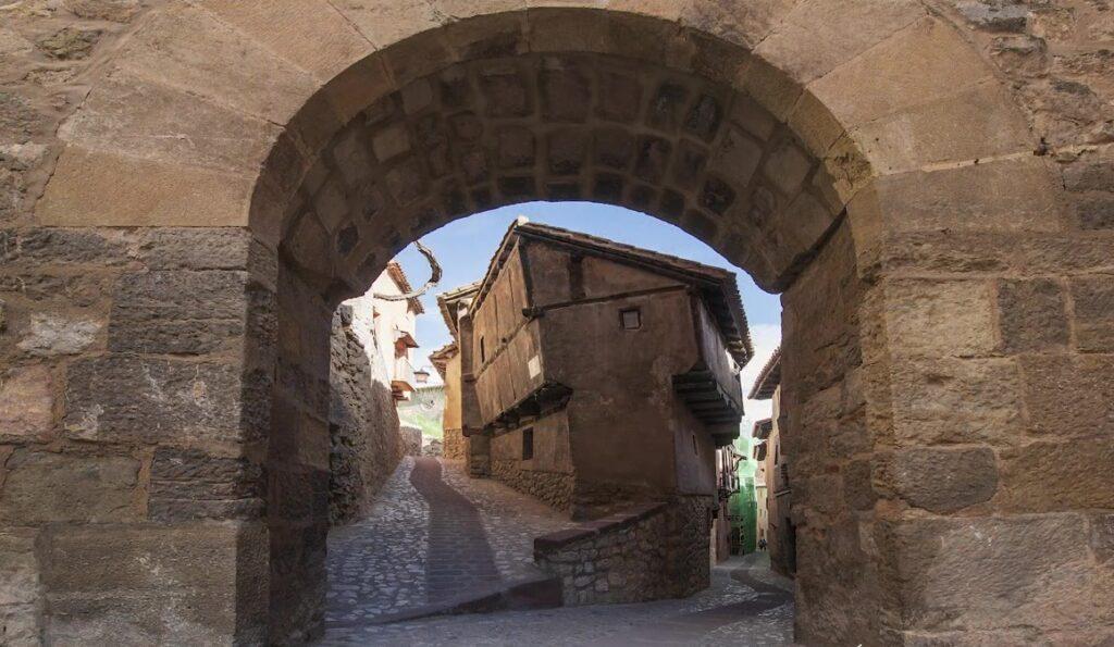 que ver Albarracin