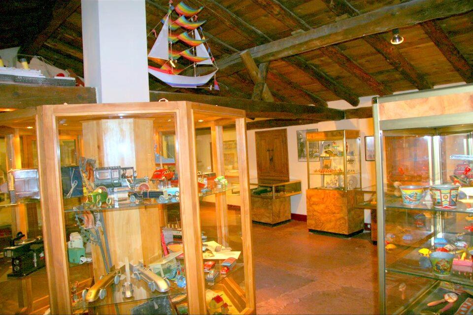 museo juguete albarracin