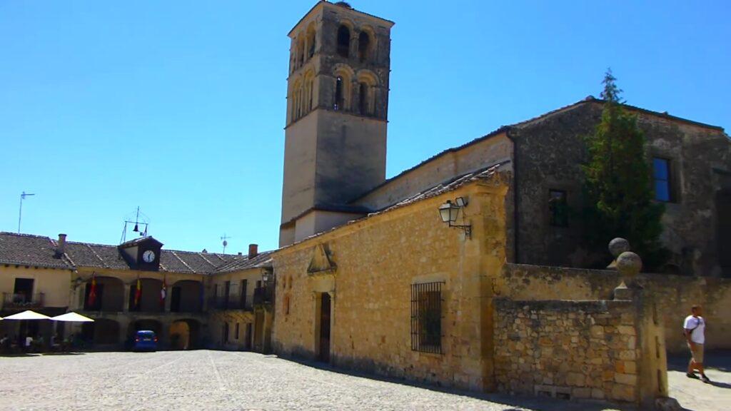 Iglesia pedraza