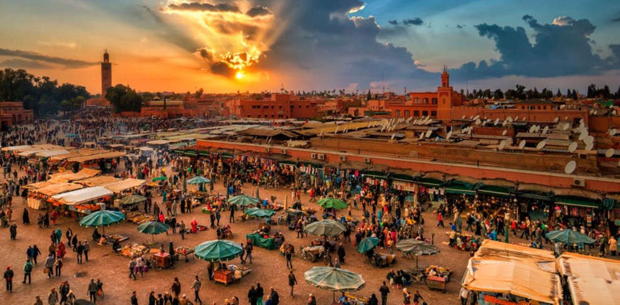 que visitar en marrakech