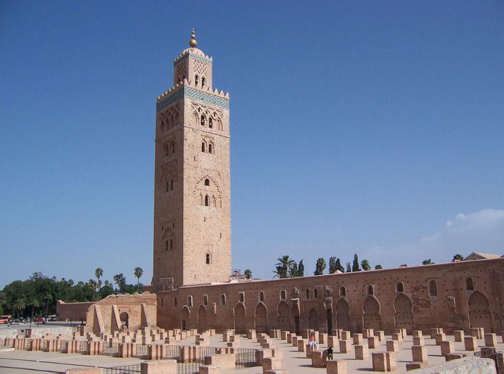 Mezquita Koutobia que ver