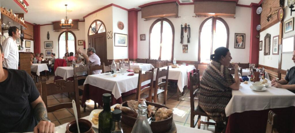 Restaurante California Segovia
