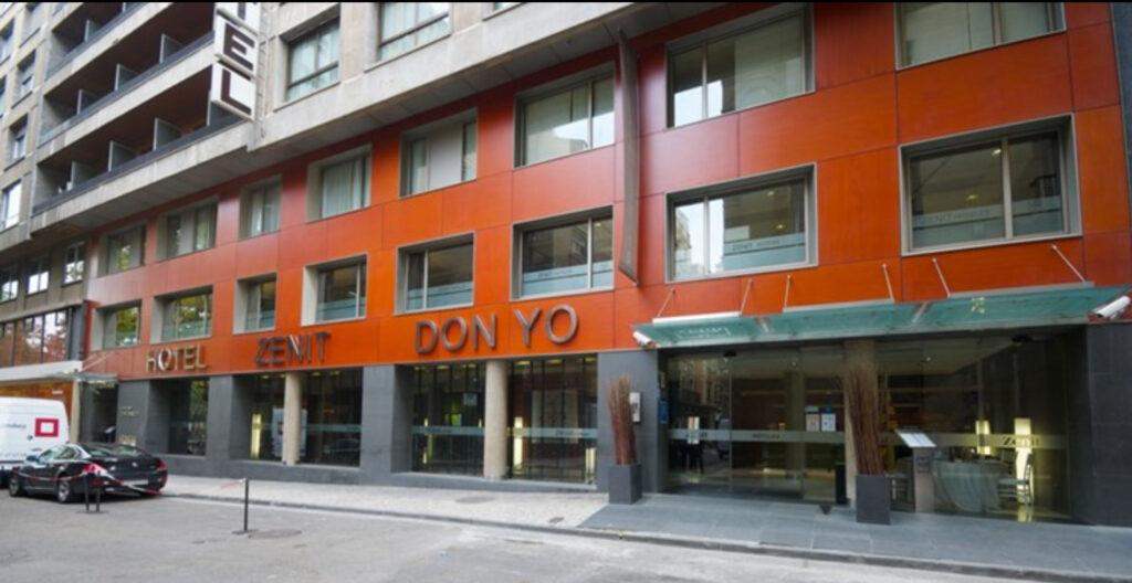 Hotel don Yo