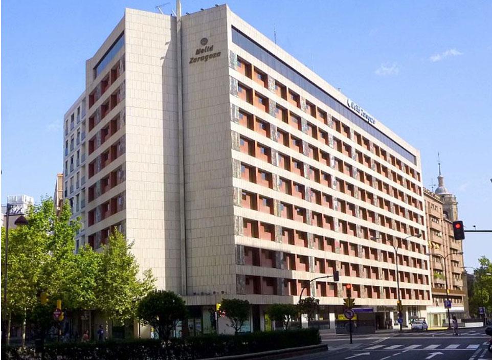 Hotel Melia Zaragoza